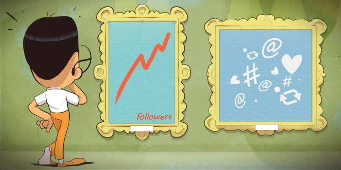 twiends banner for followers vs engagement guide